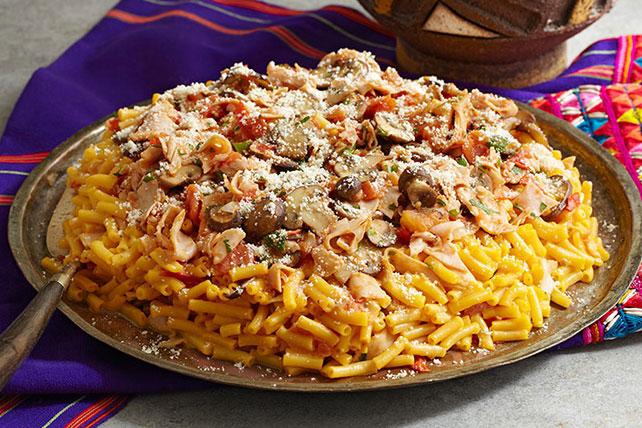 Macaroni Timbale Image 1