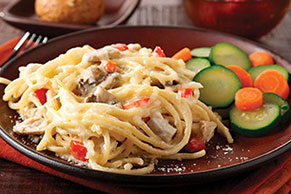 Made-Over Chicken Tetrazzini