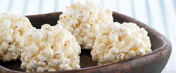 Mallow Popcorn Balls