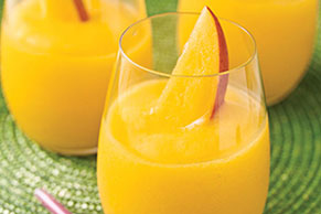 Mango-Lemon Ice