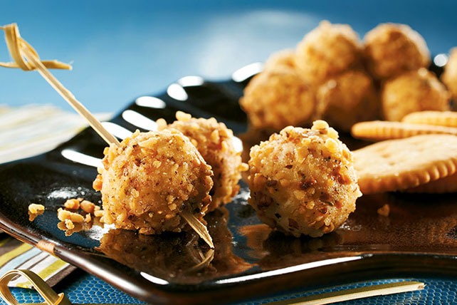 Mini Cheese Balls Image 1