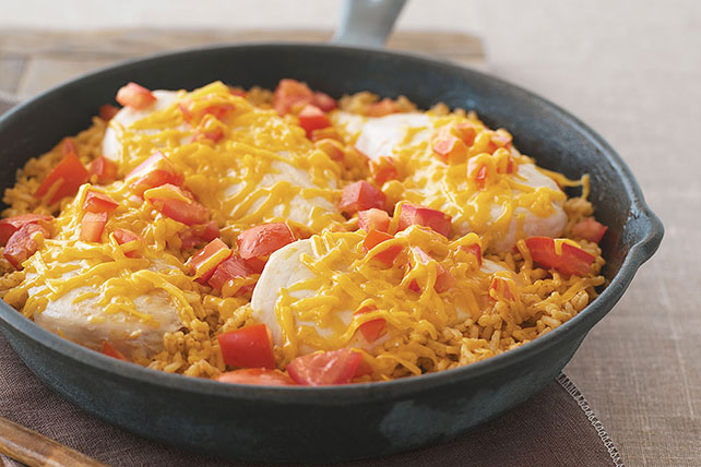 Miracle Whip Chicken Skillet Image 1