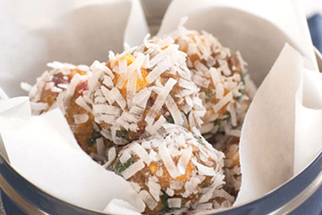 No-Bake Fruit Balls Image 1