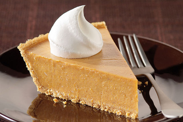 No-Bake Pumpkin Pie - Kraft Recipes