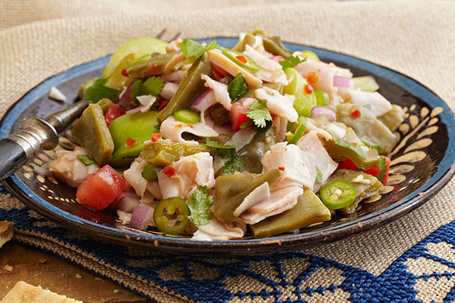 Nopales Turkey Salad Image 1
