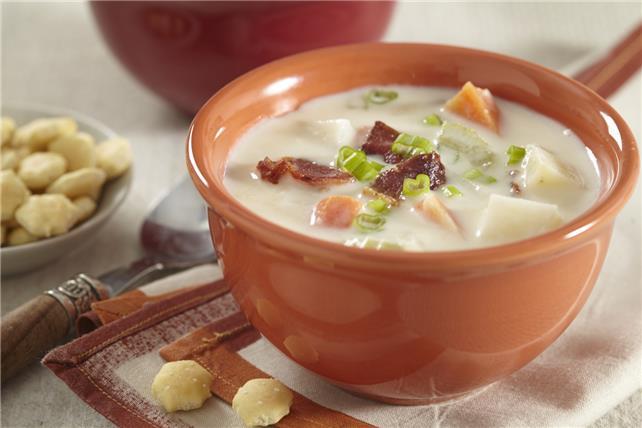 Old-Fashioned Potato Soup Image 1