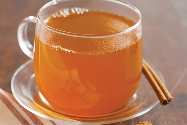 Orange Mulled Cider