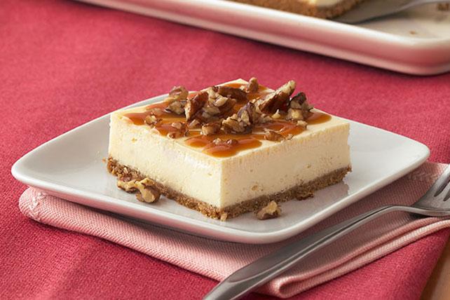 PHILADELPHIA Caramel-Pecan Cheesecake Image 1