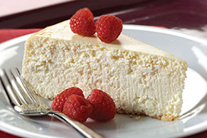 PHILADELPHIA® New York Style Carb Counter Cheesecake