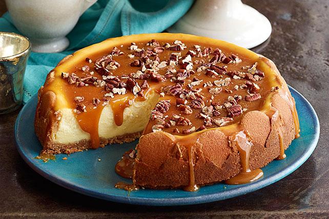 Praline Cheesecake - Kraft Recipes