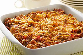 Quick & Easy Egg Casserole Made Over