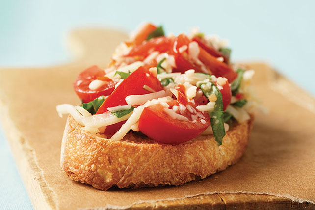 Quick Bruschetta for Two Image 1