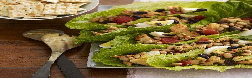 Salt Cod Salad Image 2