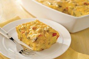 VELVEETA Vegetable Brunch Bake Image 2
