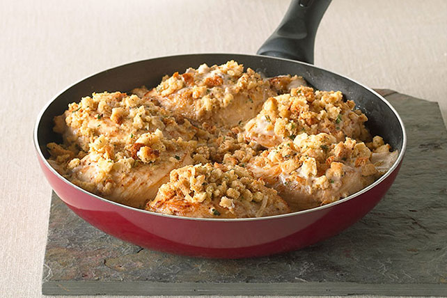 STOVE TOP One-Dish Chicken Skillet