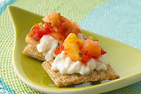 Salsa Cottage Snacks