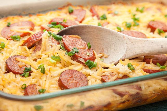 Sausage-Potato Casserole Image 1