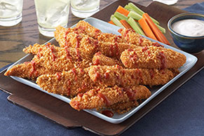 "SHAKE 'N BAKE ""E-Z Buffalo Wings"""