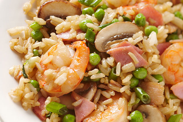 Shrimp-Fried Rice Recipe Image 1