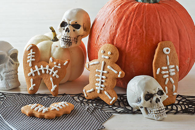 Skeleton Cookies Image 1