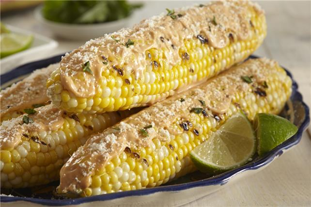 Smoked Corn on the Cob Image 1