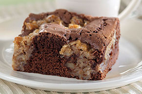So-Easy German Chocolate Cake