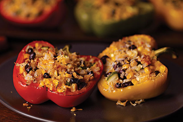Southwest Stuffed Peppers Image 1