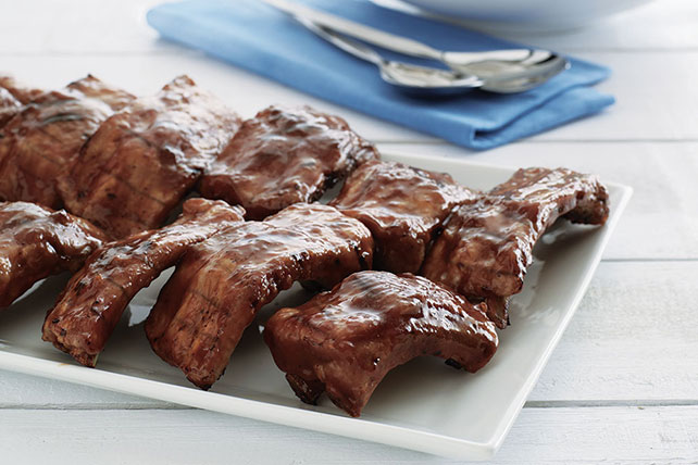 Speedy Saucy Ribs Image 1