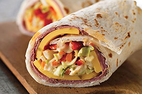 Spicy Chipotle Wrap