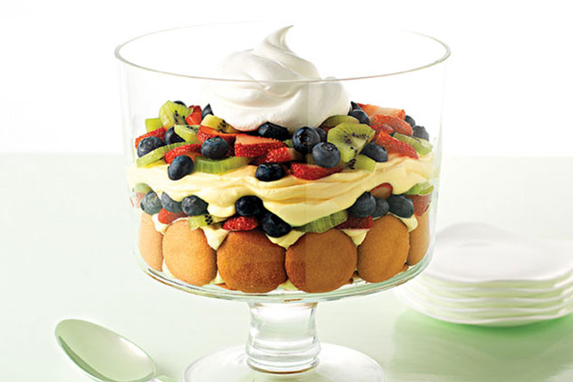 Fruit Trifle Image 1