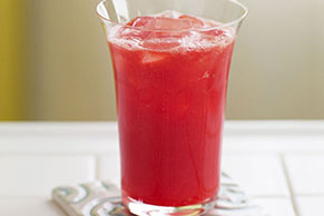 Strawberry-Watermelon Cooler