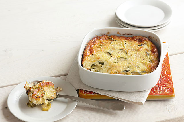 Summer Squash Bake - Kraft Recipes