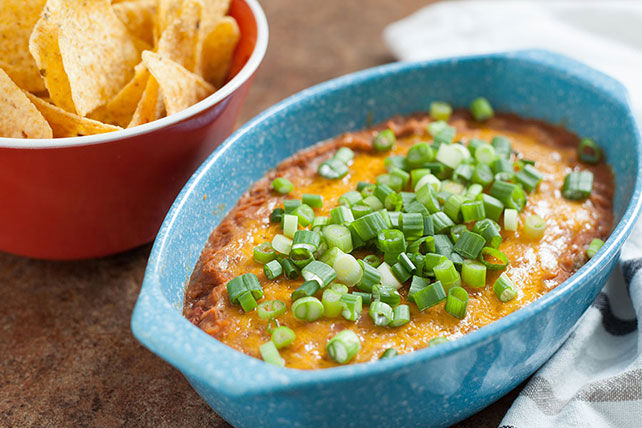 TACO BELL Cheesy Bean Dip Recipe