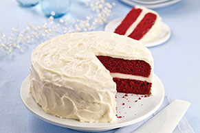 The Secret Red Velvet Cake