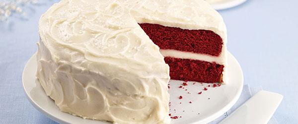 The Secret Red Velvet Cake
