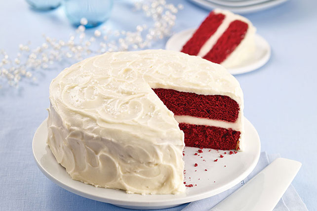 The Secret Red Velvet Cake Image 1