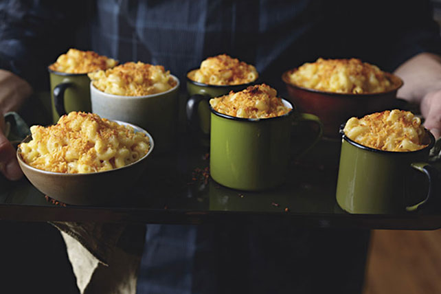 Four Cheese Macaroni Image 1