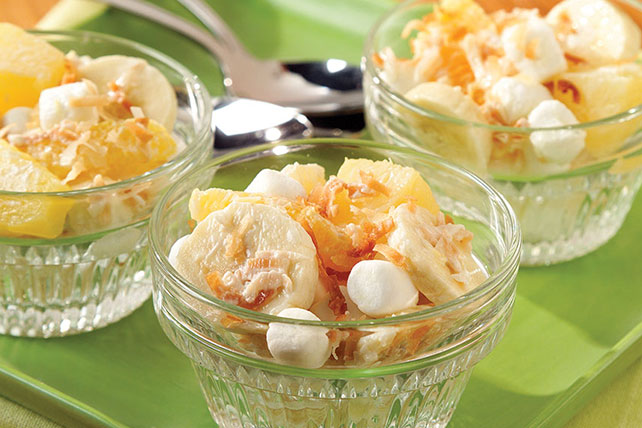 Tropical Ambrosia Salad Image 1
