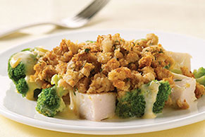 Turkey and Broccoli Casserole
