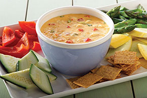 VELVEETA® Hot 'N Cheesy Crab Dip