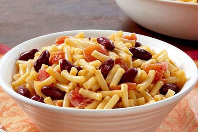 Vegetarian Chili Mac Image 1