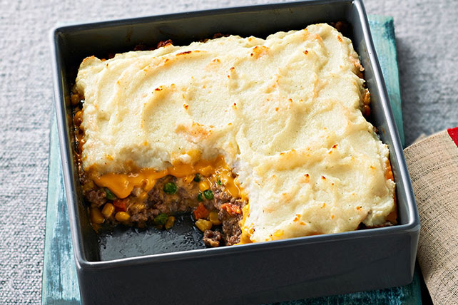 VELVEETA Shepherd's Pie Casserole Image 1