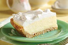 White Chocolate-Coconut Cream Pie
