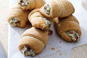 Bacon Appetizer Crescents