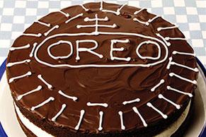 OREO Celebration Cake