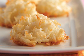 BAKER'S ONE BOWL Coconut Macaroons