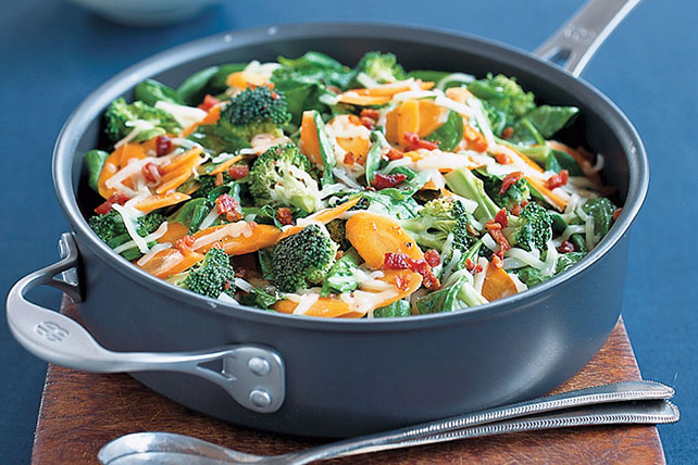 Powerhouse Vegetable Medley