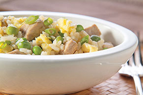 Stir-Fried Rice Pot