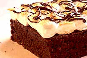BAKER'S Rocky Road Brownies Image 1