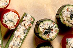 Bouchées farcies aux légumes Image 1